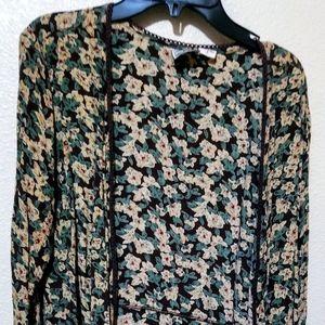ZOFUS Kimono Style Dress